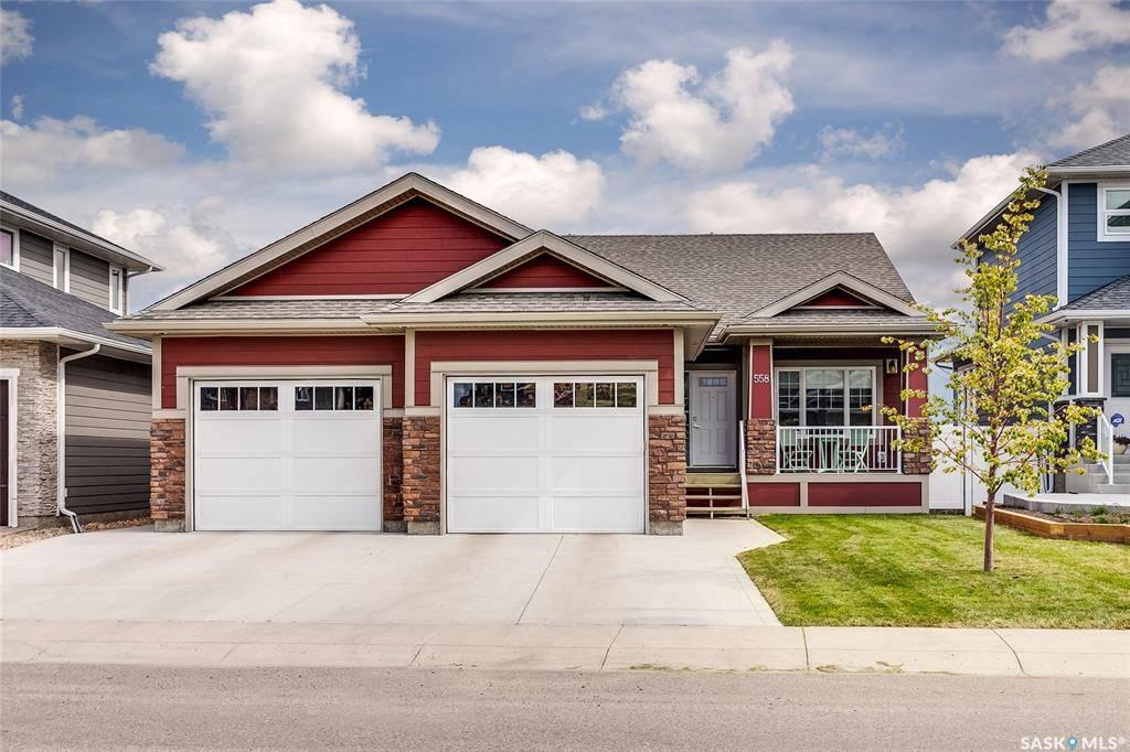 House for sale at 558 Langlois Ri Saskatoon Saskatchewan - MLS: SK790409