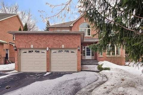 House for sale at 558 Lyman Blvd Newmarket Ontario - MLS: N4381221