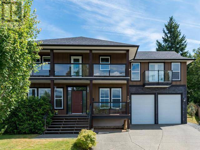House for sale at 558 Stephens Pl Courtenay British Columbia - MLS: 458314