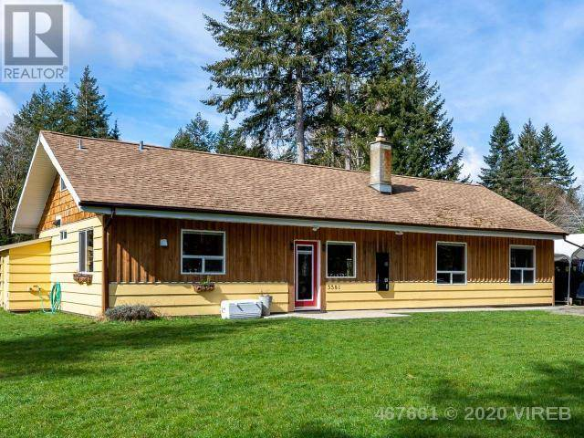 House for sale at 5581 Seacliff Rd Courtenay British Columbia - MLS: 467661