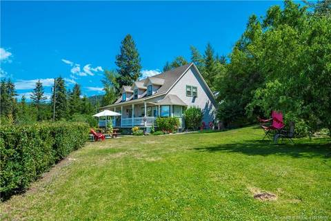 House for sale at 5582 Hartnell Rd Vernon British Columbia - MLS: 10185008