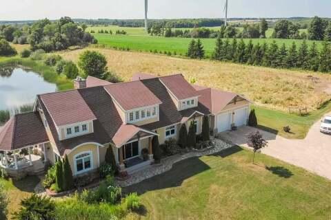 House for sale at 558584 Mulmur Melancthon Tl  Mulmur Ontario - MLS: X4804983