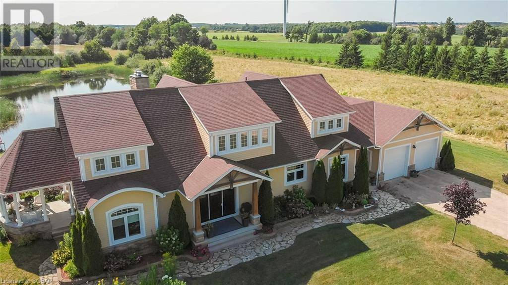 House for sale at 558584 Mulmur-melancthon Townline Melancthon Ontario - MLS: 254741