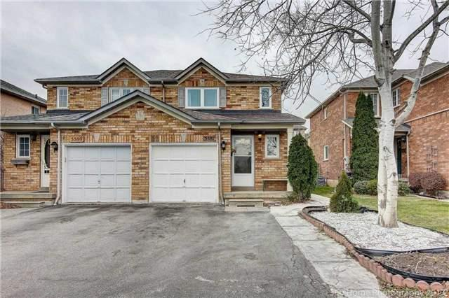 Sold: 5587 Palmerston Crescent, Mississauga, ON