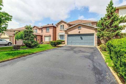 House for sale at 5588 Goldenbrook Dr Mississauga Ontario - MLS: W4554265