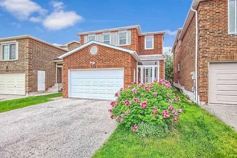 House for sale at 559 Brownridge Dr Vaughan Ontario - MLS: N4494137