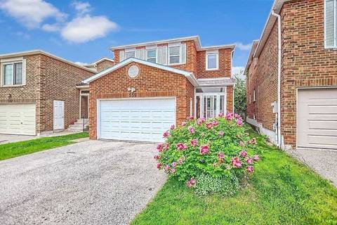 House for sale at 559 Brownridge Dr Vaughan Ontario - MLS: N4546984