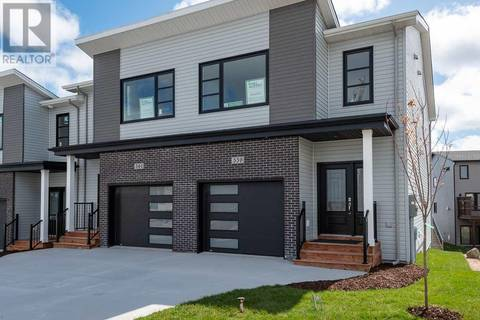 Townhouse for sale at 559 Cowie Hill Rd Halifax Nova Scotia - MLS: 201910538