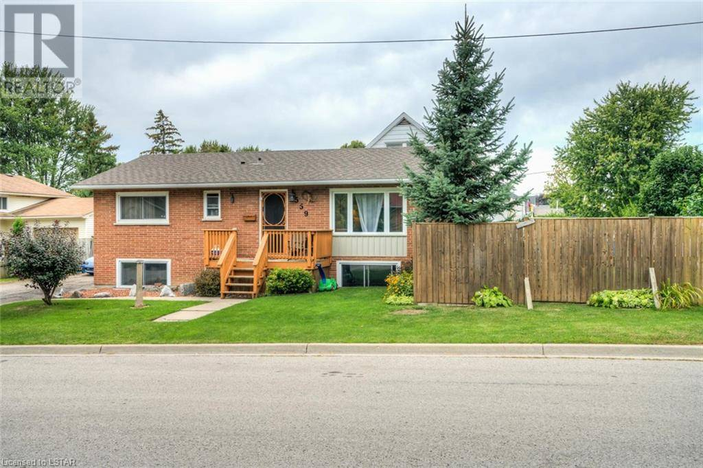 House for sale at 559 Eden Ave London Ontario - MLS: 222476