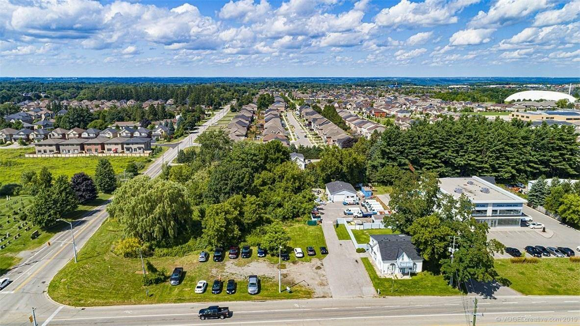 Residential property for sale at 559 Garner Rd E Ancaster Ontario - MLS: H4061291