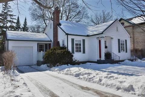 House for sale at 559 Gilmour St Peterborough Ontario - MLS: X4702859