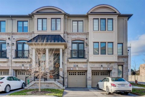 Townhouse for sale at 559 Mermaid Cres Mississauga Ontario - MLS: W4995263