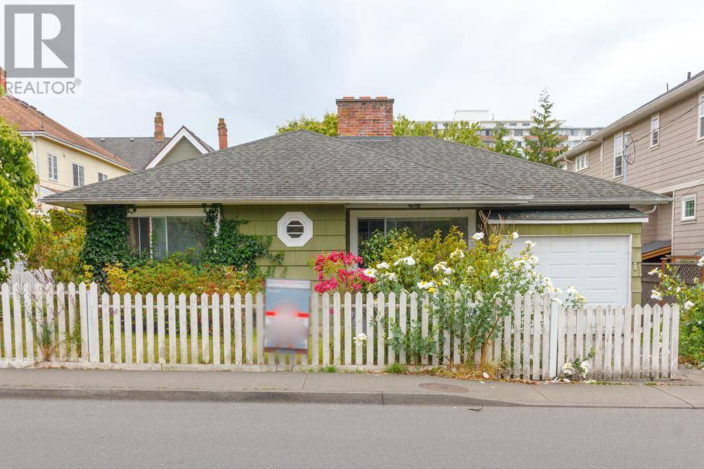 House for sale at 559 Niagara St Victoria British Columbia - MLS: 413461