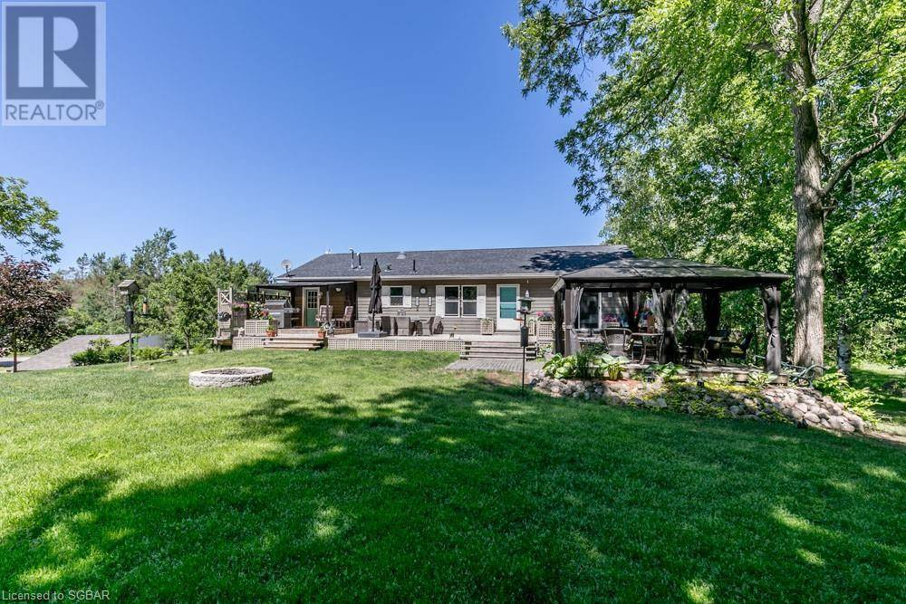 House for sale at 559 Rue Lafontaine Rd East Tiny Twp Ontario - MLS: 243451