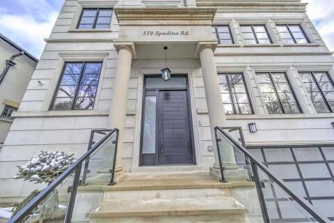 House for sale at 559 Spadina Rd Toronto Ontario - MLS: C4842867
