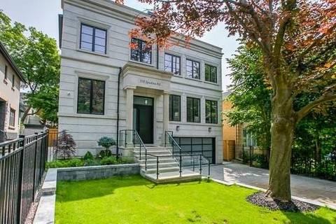 House for sale at 559 Spadina Rd Toronto Ontario - MLS: C4517246