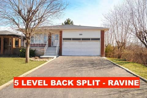 House for sale at 559 Woodbridge Ave Vaughan Ontario - MLS: N4415546