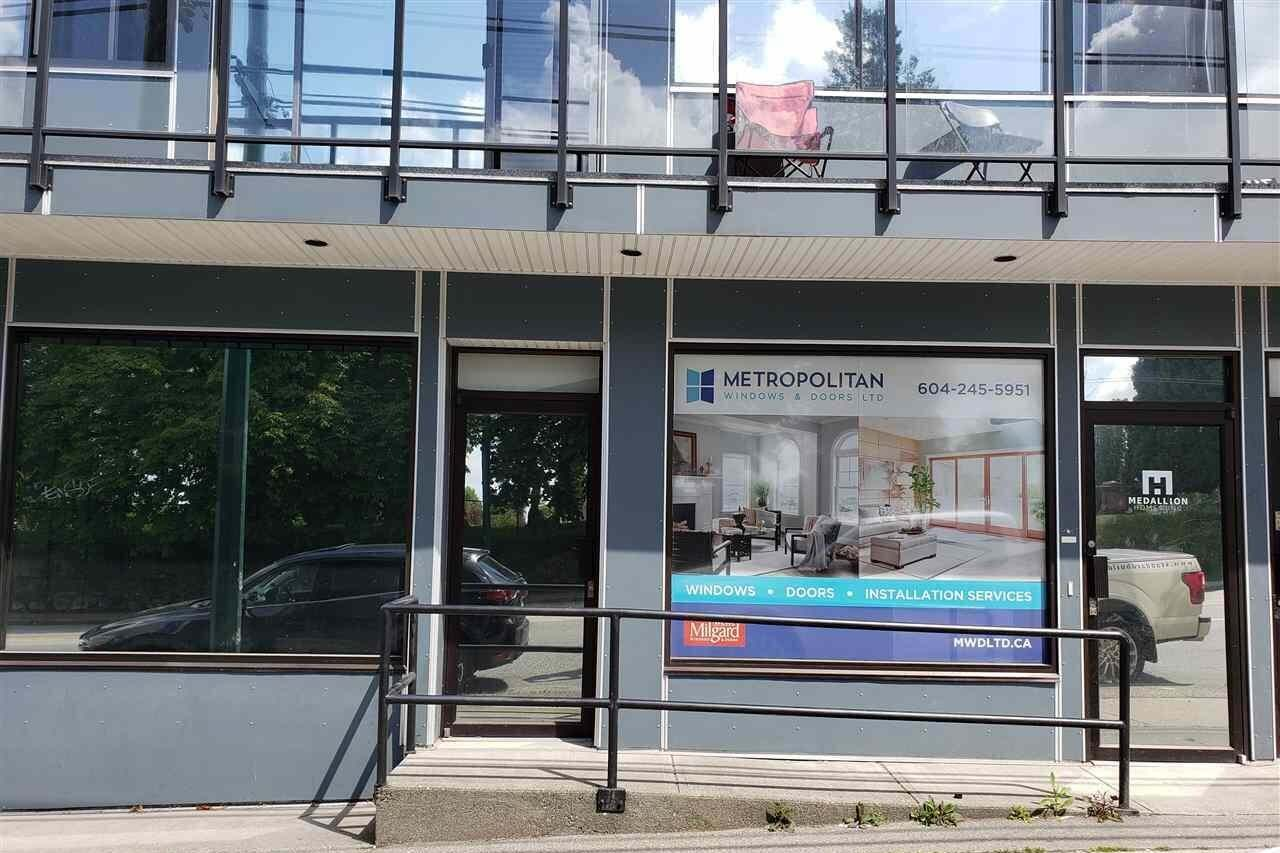 Commercial property for lease at 5594 Fraser St Vancouver British Columbia - MLS: C8032293