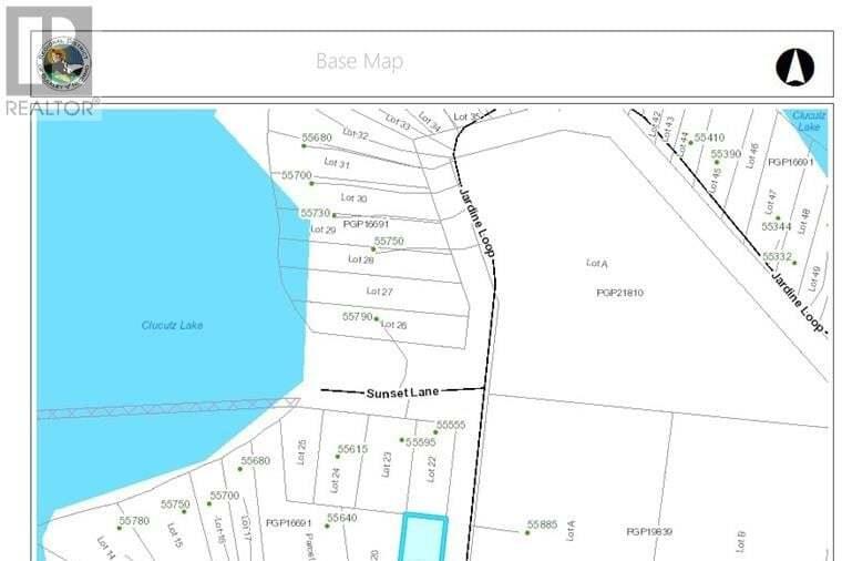 Residential property for sale at 55980 Jardine Lp Cluculz Lake British Columbia - MLS: R2481166