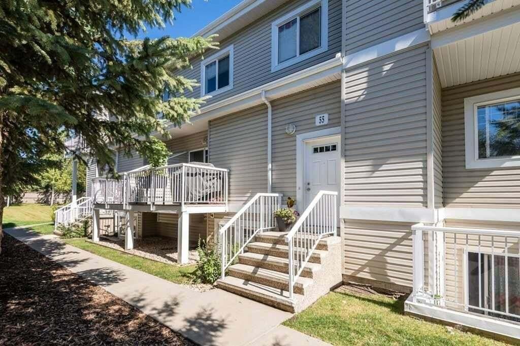 Townhouse for sale at 79 Bellerose Dr Unit 55E St. Albert Alberta - MLS: E4212981