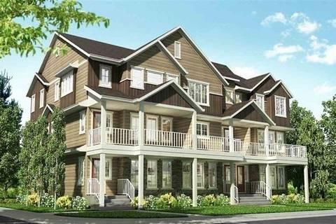 Townhouse for sale at 1051 Graydon Hill Blvd Sw Unit 56 Edmonton Alberta - MLS: E4156861