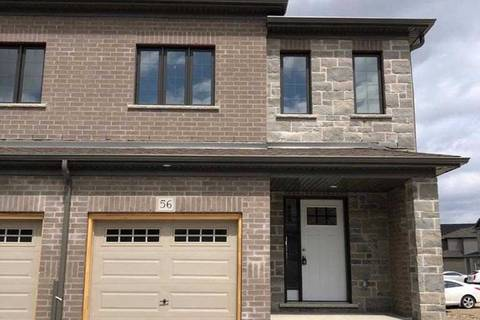 Townhouse for rent at 135 Hardcastle Dr Unit 56 Cambridge Ontario - MLS: X4735881