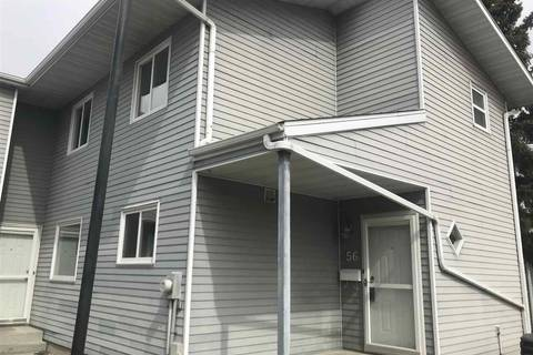 Townhouse for sale at 15710 Beaumaris Rd Nw Unit 56 Edmonton Alberta - MLS: E4153153