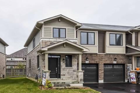 Townhouse for sale at 1890 Rymal Rd Unit 56 Hamilton Ontario - MLS: X4632052