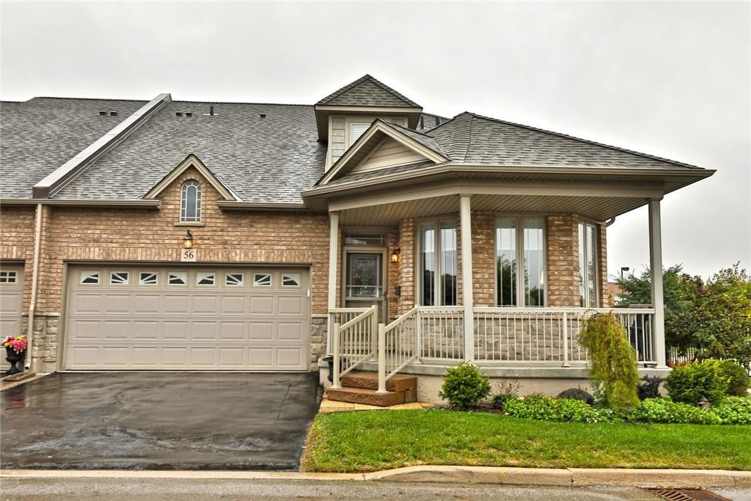 Townhouse for sale at 2165 Itabashi Wy Unit 56 Burlington Ontario - MLS: H4084773