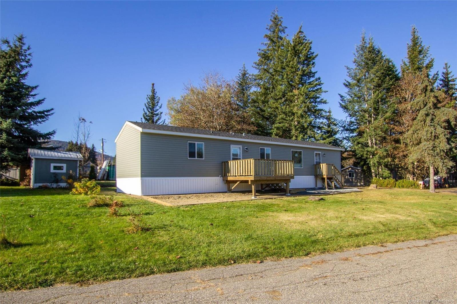 Home for sale at 2500 97b Hy Unit 56 Salmon Arm British Columbia - MLS: 10218721