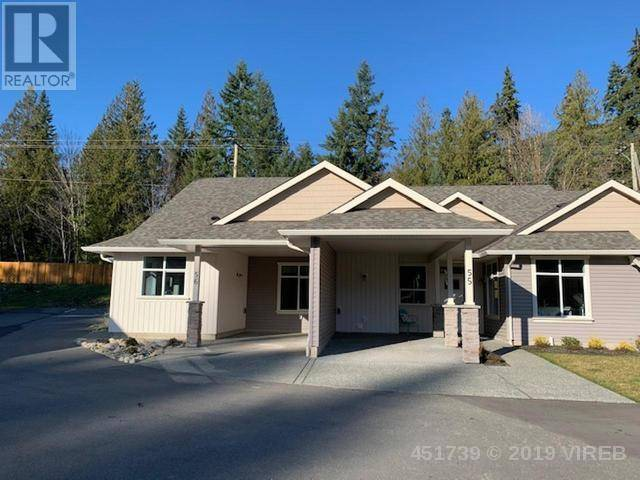 Townhouse for sale at 300 Grosskleg Wy Unit 56 Lake Cowichan British Columbia - MLS: 451739