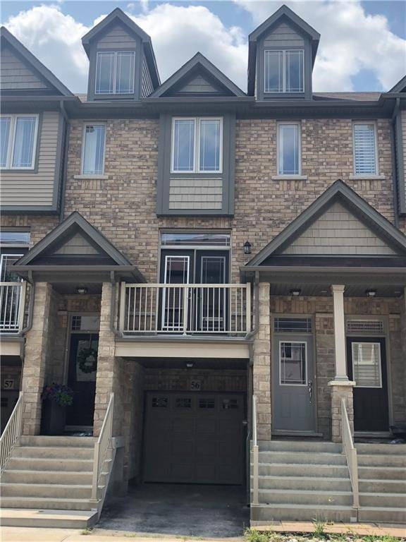 Townhouse for sale at 310 Fall Fair Wy Unit 56 Binbrook Ontario - MLS: H4063497