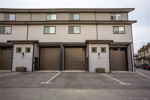 Townhouse for sale at 3359 Cougar Rd Unit 56 West Kelowna British Columbia - MLS: 10184900