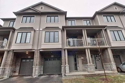 Condo for sale at 377 Glancaster Rd Unit 56 Hamilton Ontario - MLS: X4414226