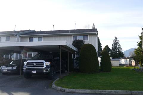 Townhouse for sale at 45185 Wolfe Rd Unit 56 Chilliwack British Columbia - MLS: R2434871
