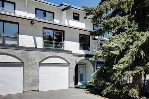 Townhouse for sale at 5400 Dalhousie Dr Northwest Unit 56 Calgary Alberta - MLS: C4236976