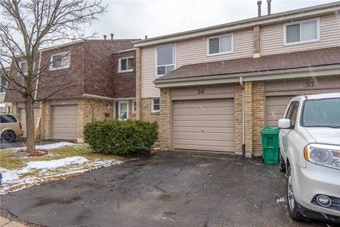 Condo for sale at 5730 Montevideo Rd Unit 56 Mississauga Ontario - MLS: W4716626
