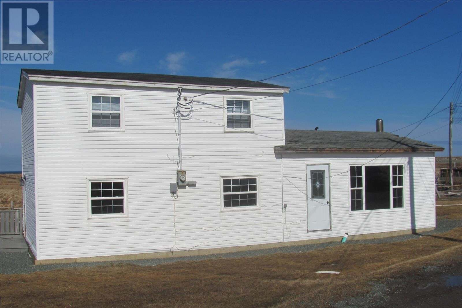 House for sale at 56 Red Point Rd Bonavista Newfoundland - MLS: 1194031