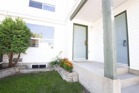 Townhouse for sale at 603 Youville Dr Nw Unit 56 Edmonton Alberta - MLS: E4166621