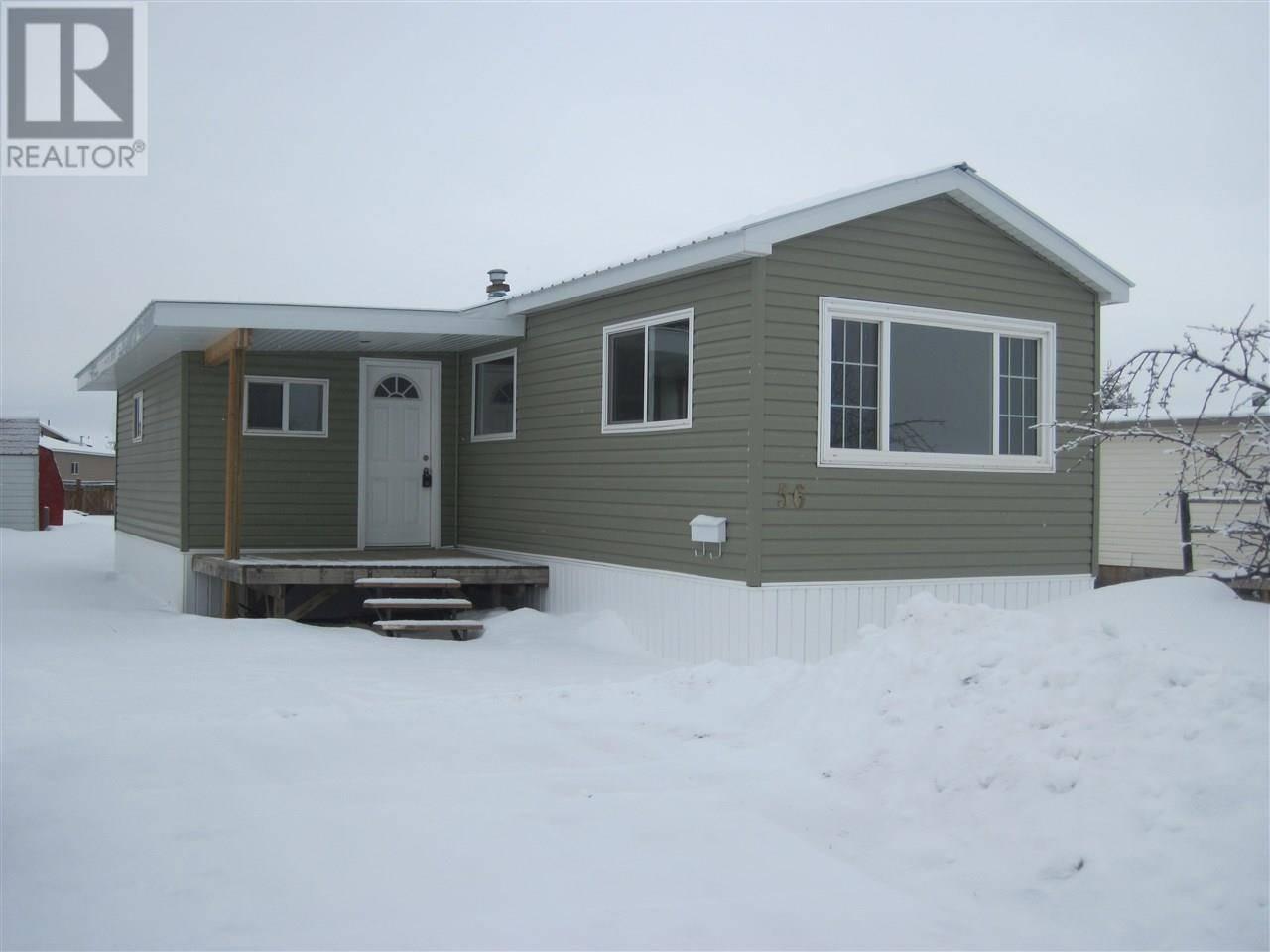 Residential property for sale at 8420 Alaska Rd Unit 56 Fort St. John British Columbia - MLS: R2428228