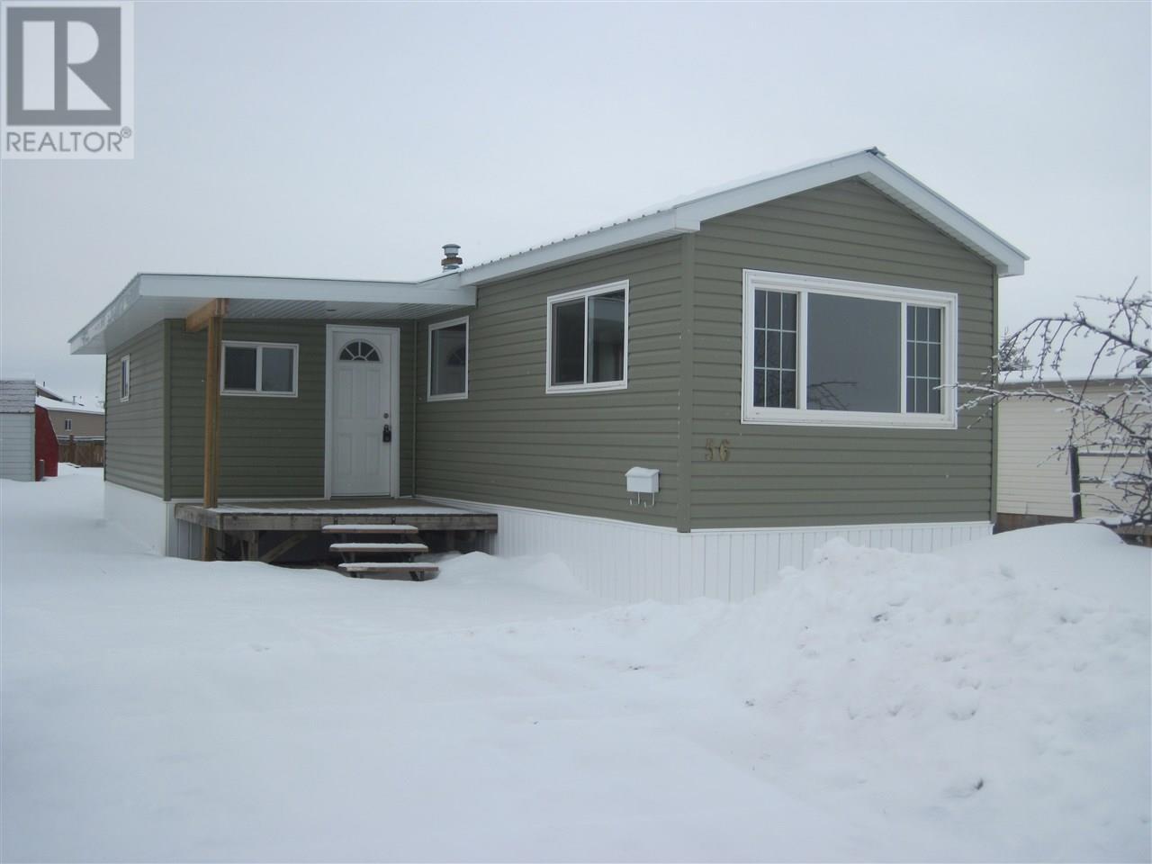 Removed: 56 - 8420 Alaska Road, Fort St John, BC - Removed on 2020-07-16 01:00:34