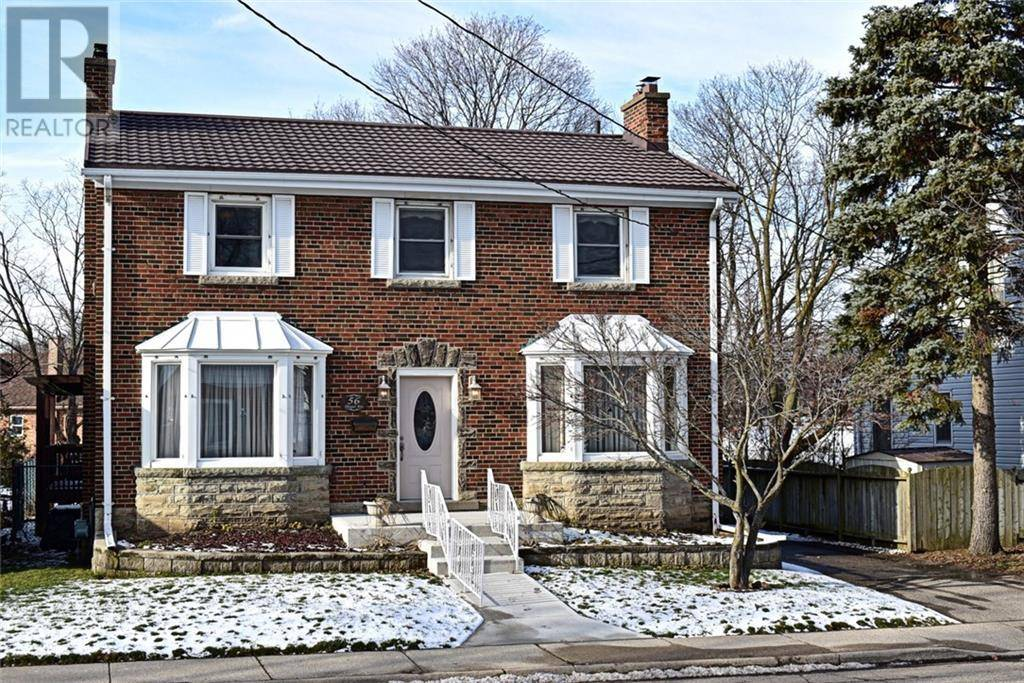 House for sale at 56 Abigail Ave Brantford Ontario - MLS: 30784346