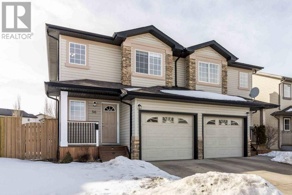 Townhouse for sale at 56 Adamson Ave Red Deer Alberta - MLS: ca0190166
