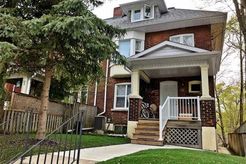 Townhouse for sale at 56 Alberta Ave Toronto Ontario - MLS: C4448223