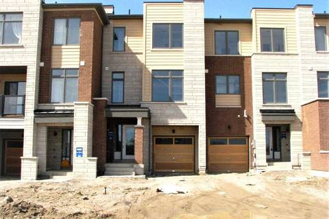 Townhouse for sale at 56 Allure St Newmarket Ontario - MLS: N4420278
