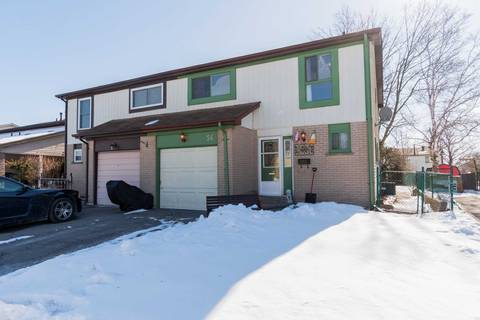 Townhouse for sale at 56 Alonna St Clarington Ontario - MLS: E4693011