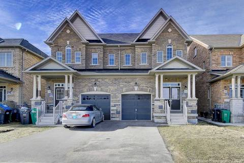 Townhouse for sale at 56 Altura Wy Brampton Ontario - MLS: W4729531