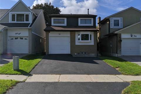 House for sale at 56 Andrea Rd Ajax Ontario - MLS: E4650907