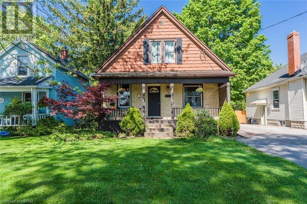 House for sale at 56 Arthur Ave St. Thomas Ontario - MLS: 261701