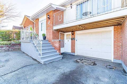 Townhouse for sale at 56 Ashford Ct Brampton Ontario - MLS: W4617458